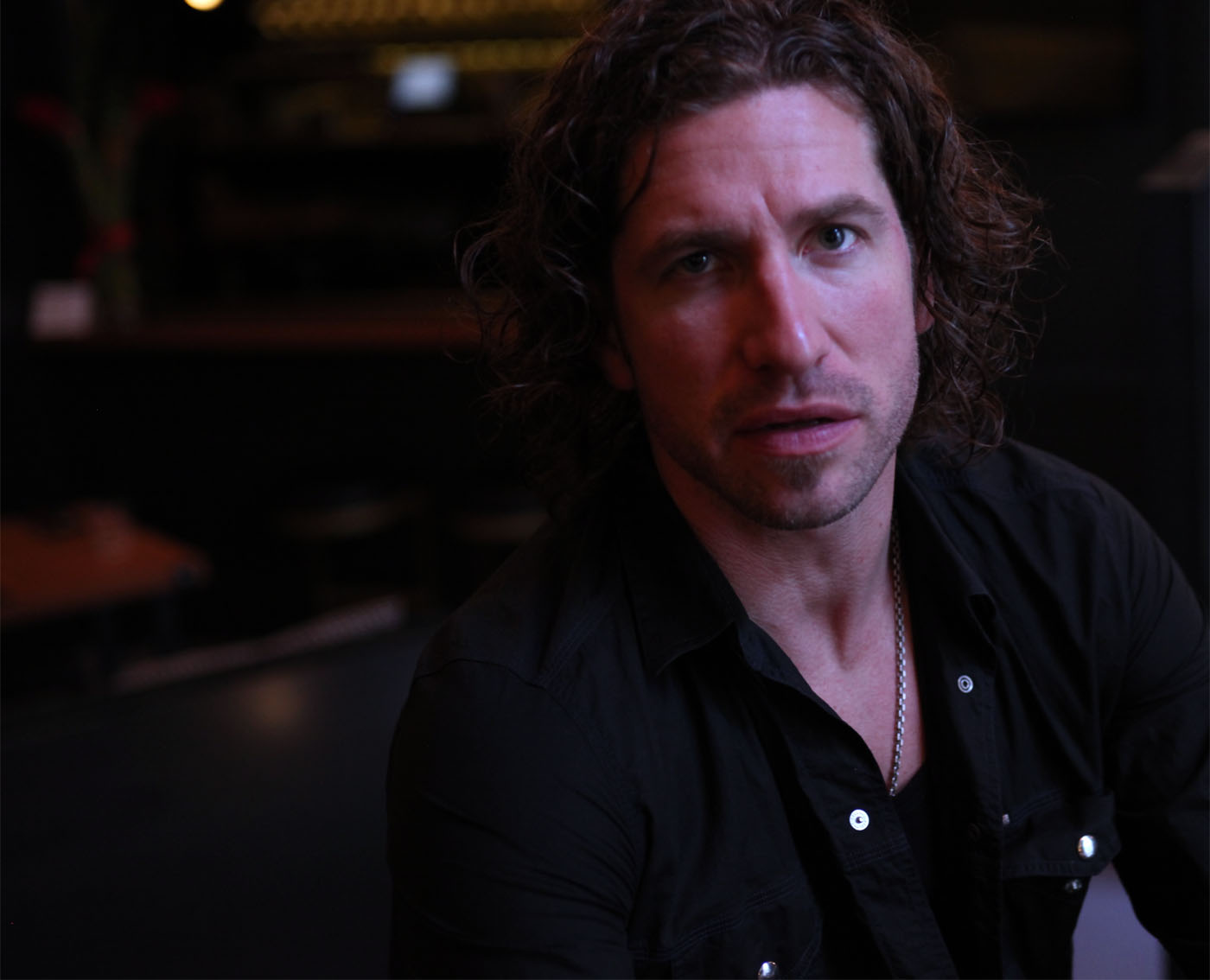 Jonas Tomalty, Entrevue avec Jonas à son nouvea